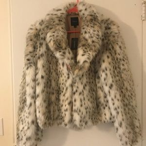 f8c3d29cab72 Women Express Faux Fur Jacket on Poshmark